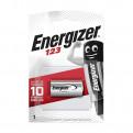 Блок питания Батарейки ENERGIZER, CR123 Lithium (1 шт)