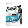 Блок питания Батарейки ENERGIZER, LR03 Maximum (AAA) (2 шт)