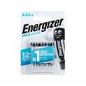 Блок питания Батарейки ENERGIZER, LR03 Maximum (AAA) (4 шт)