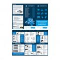 Рекламная продукция Рекламная продукция Наблюдатель, Буклет с рекламой А4