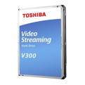 Накопители информации Жесткий диск для видеонаблюдения TOSHIBA, V300 HDWU120UZSVA (Video Streaming)