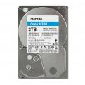 Накопители информации Жесткий диск для видеонаблюдения TOSHIBA, V300 HDWU130UZSVA (Video Streaming)