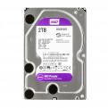 Накопители информации Жесткий диск для видеонаблюдения Western Digital, Purple WD20PURZ