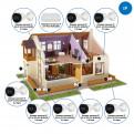 Комплекты Комплект видеонаблюдения для дома Наблюдатель,