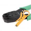 Монтажные материалы/инструменты Обжим RG-45 разъемов REXANT-Proconnect, Кримпер для обжима  8P8C / 6P6C / 4P4C  (HT-200)