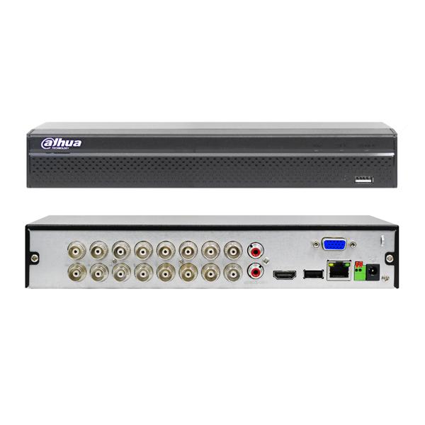 Видеорегистратор 16-канальные Dahua, DHI-XVR4116HS-X